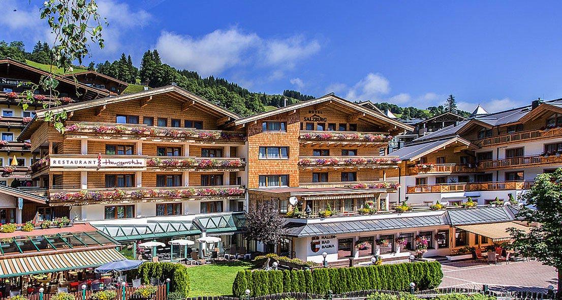 Salzburger Land Hotels  Sterne