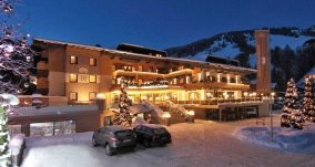 saalbach hinterglemm hotel interstar winter
