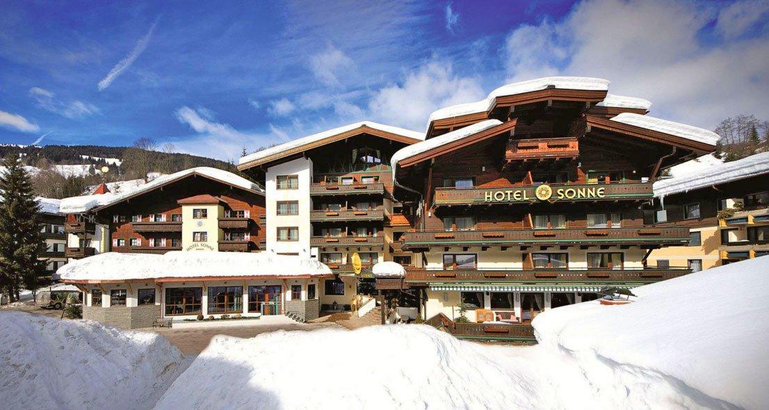Hinterglemm  Sterne Hotel